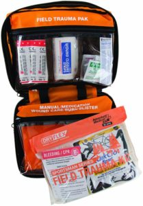 Survival First Aid Kit Contents