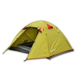 Backpacking tent survival shelter